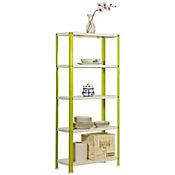 Kit Estantería Homeclassic Plus 5/400 Verde/Blanco