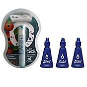 Desinfectante Multiusos Dezú 18 ml + 3 Bloqueador de Olores Toilet 14 ml Océanico