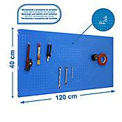 Kit Panelclick 1200X400 Azul