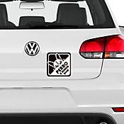 Sticker para Carro - Perro Abordo 2