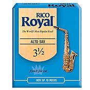 Combo Rico Royal BT Caña Saxofon Alto Eb 3 12