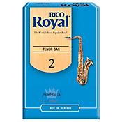 Combo Rico Royal CA Caña Saxofon Tenor #2