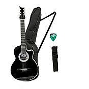 Combo Bucaramanga EI Guitarra Acústica Junior + Boquete Negro