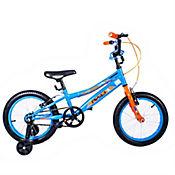 Bicicleta para Niño Tornado Rin 16 Pulgadas Azul-Naranja