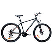 Bicicleta MTB Rio Marco M (18) Rin 27,5 Pulgadas Negro-Silver