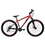 Bicicleta MTB Selva Marco M (18) Freno de Disco Rin 29 Pulgadas Rojo-Negro