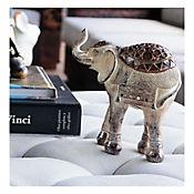 Escultura Elefante Mystical Beige 20,7 cm