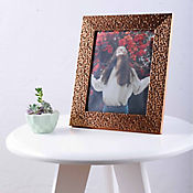 Portarretrato 20x25 cm Cobre Tivoli