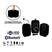 Amplificador Con Consola Y 2 Parlantes 100Wrms