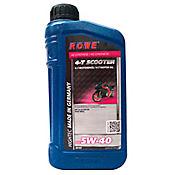 Aceite Semi-Sintetico 4T Scooter SAE 5W-40 1 Litro