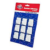 Paquete x10 Ganchos Adhesivos Plásticos Blister