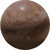 Esfera en Concreto de 25 cms Chocolate
