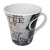 Mug Milk And Sugar # 2 12 Oz Porcelana