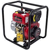 Motobomba Caudal Diesel 600I/Min 4Hp