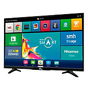 Smart  TV Led 40 Pulgadas FHD Tdt Negro