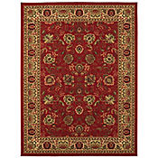 Tapete Diseño Persa 152x99 cm Rojo