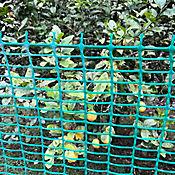 Malla Reja 2X1 Plastica Verde de 1.50 X 30 Mts