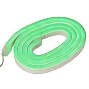 Cinta Neón Led 100cm Flex Verde
