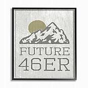 Cuadro en Lienzo Future 46Er Enmarcado 28x36