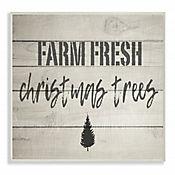 Cuadro en Lienzo Farm Fresh Vintage Placa 25x38