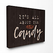 Cuadro en Lienzo Its All About The Candy 61x76