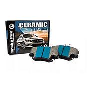 Pastillas de Freno Renault Clio Ii Delanteras Ref. 10243BPTCx1