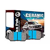 Pastillas de Freno Chevrolet Sonic 2012-2013 Delanteras Ref. 8926-1702BPTCx6