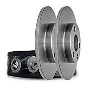 Discos de Freno Citroen Saxo 1.1 Delanteras Ref. DF-0080BRx2