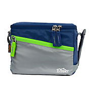 Lonchera Térmica Porta Comida Lunch Bag Azul Oscuro 4 Lt