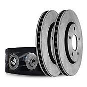 Discos de Freno Volkswagen Routan 3.8 - 4.0 Ref. DF-0106BRx4