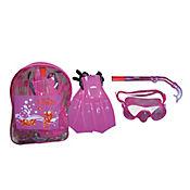 Kit de Natación Juego Submarino para Niños 12806 Rosado