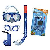Kit de Natación Juego Submarino para Niños 12809 Azul