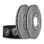 Discos de Freno Mazda B2000 Bd2600 8v 16v Ref. DF-0232BRx2