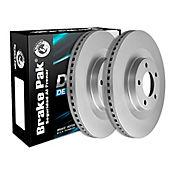 Discos de Freno Ford Edge 3.0-3.5 24v Ref. DF-0234x2