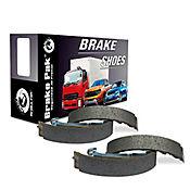 Bandas de Freno o Zapatas  Chevrolet Spark Cronos Ref. BP-8898x3