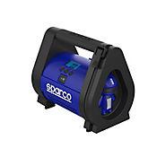 Compresor de Aire + Medidor Neumáticos SPT160