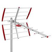 Antena Aérea Vhf-Uhf de 16 Elementos Hd