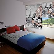 Cortina Enrollable Blackout 120x180 cm Coleccion Impresionista