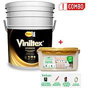 Combo Viniltex Advanced Caneca 5  Galones + Kit Especialidades