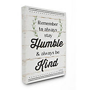 Cuadro en Lienzo Humble And Kind Rosemary Sprig 41x51