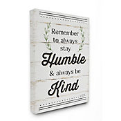 Cuadro en Lienzo Humble And Kind Rosemary Sprig 61x76