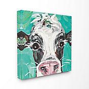 Cuadro en Lienzo Oreo The Painted Cow 61x61