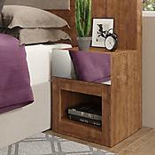 Mesa de Noche con Espejo 47x38x50,4cm Native