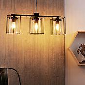 Lámpara Fogo Múltiple X 3