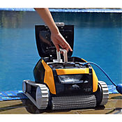 Robot Limpia Piscinas Pisos - Paredes E20