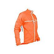 Rompeviento Impermeable para Hombre Sport Naranja Talla XS