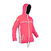 Rompeviento Impermeable para Mujer Sport Fucsia Talla XS