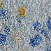 Recubrimiento Decorativo de Pared Kelebek 4,5M2 Blanco-Amarillo-Azul