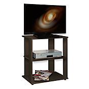 Mesa para TV con Entrepaños 65x60x40cm Wengue