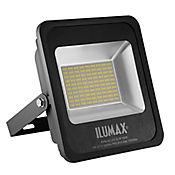 Led Reflector Slim 13500lm 150w Luz Blanca 35000h